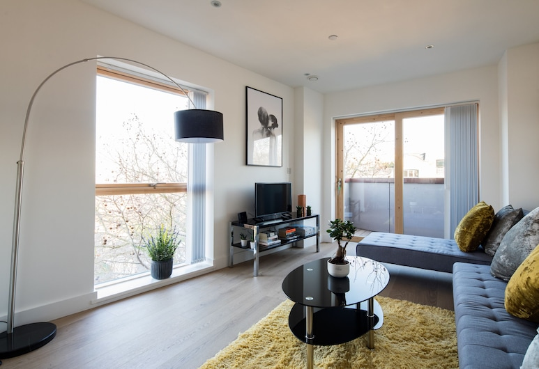 Bright and modern flat , London, Apartment, Wohnzimmer