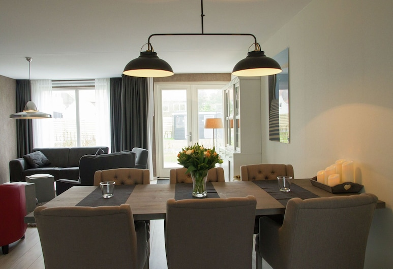 New and Luxury Farmhouse Within Short Distance of the Beach in Cadzand Bad, Cadzand-Bad, Kuća, Dnevna soba