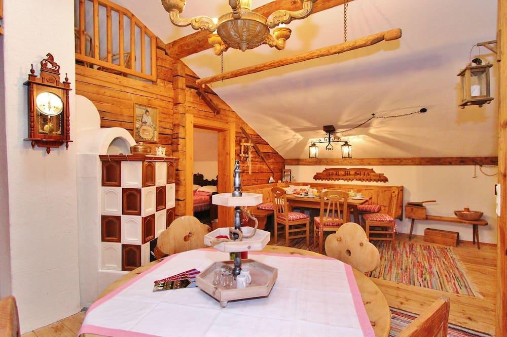 Apartment - Wohnzimmer