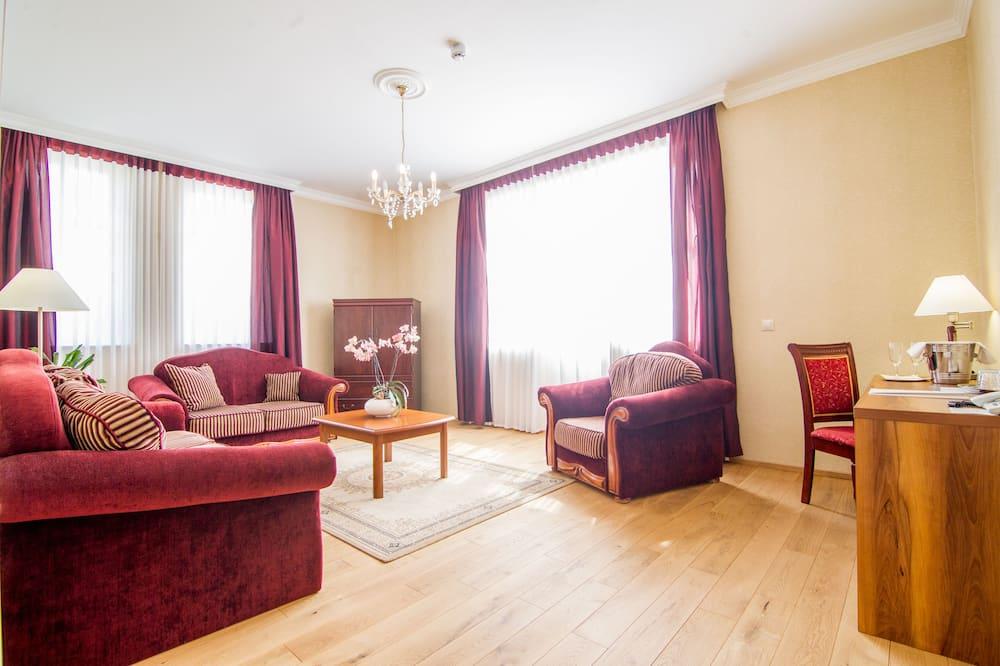 Apartmán (Kastély) - Obývacie priestory