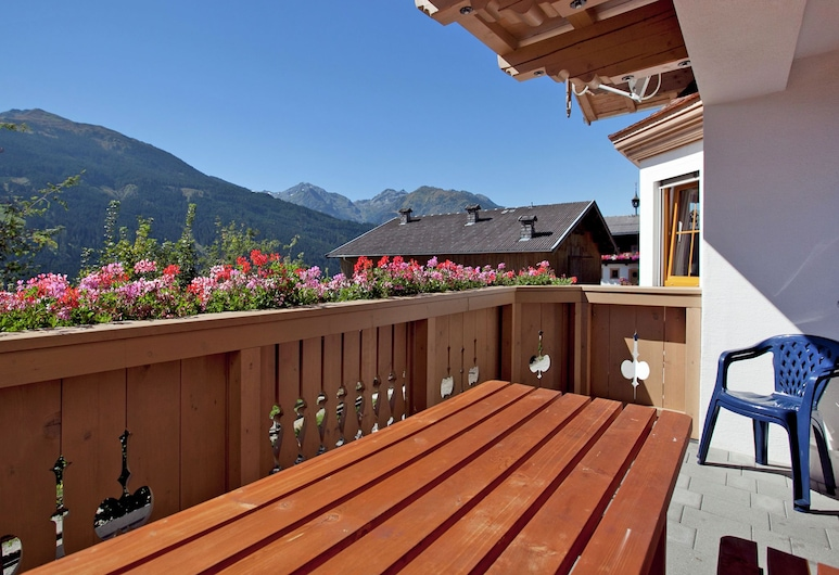 Stunning Apartment Near Forest in Mittersill, Mittersill, Ban công