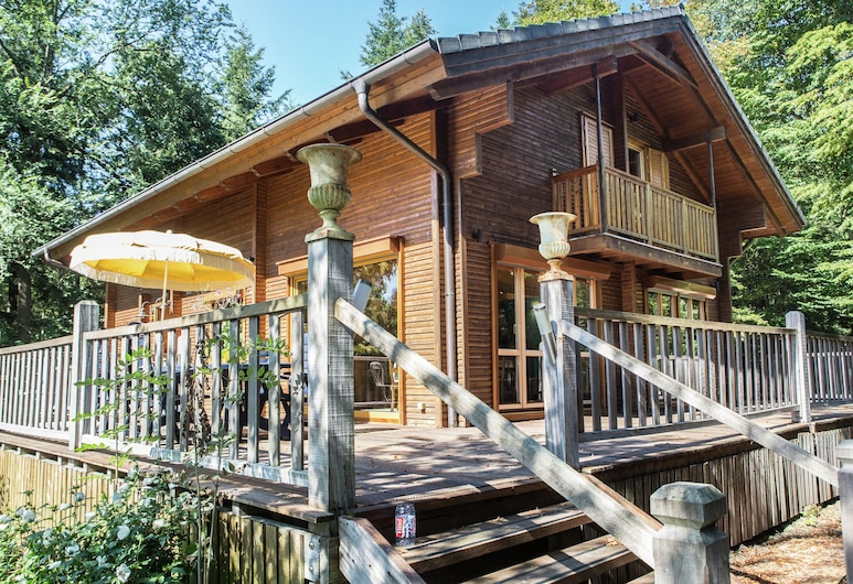Beautiful Chalet With Sauna Near Forest in Durbuy, Durbuy