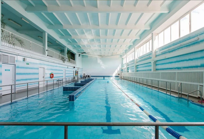 SERC, Minsk, Pool