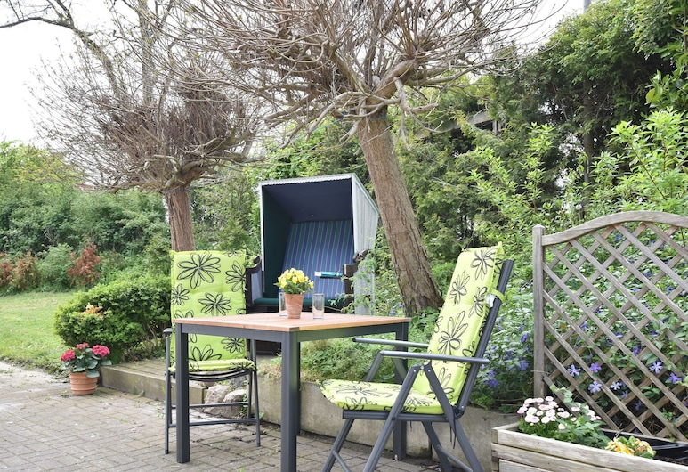 Cosy Apartment in Insel Poel With Fireplace, Insel Poel, Appartement, Balkon
