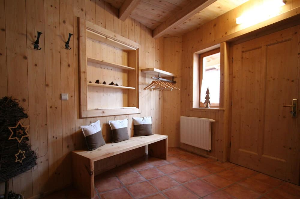 Wooden Chalet in Itter With Sauna
