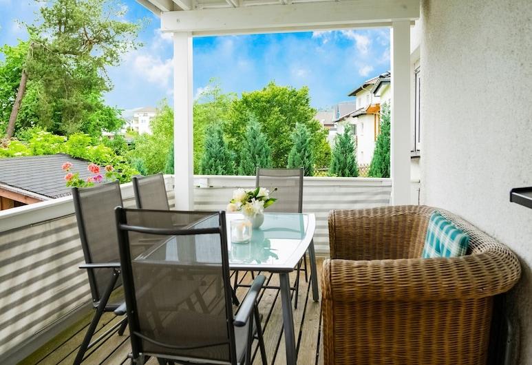 Luxurious Apartment in Medebach With Garden, Medebach, Balkon