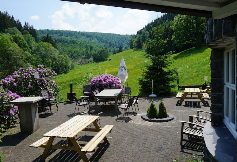 Exclusive Group House in Winterberg With Common Room, bar and Large Kitchen, Winterberg, Casa, Balcón