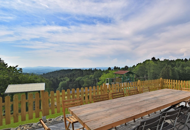 Holiday Home With Panoramic View and Every Convenience - Spa, Indoor Pool, .., Waldkirchen, Apartment, Balcony