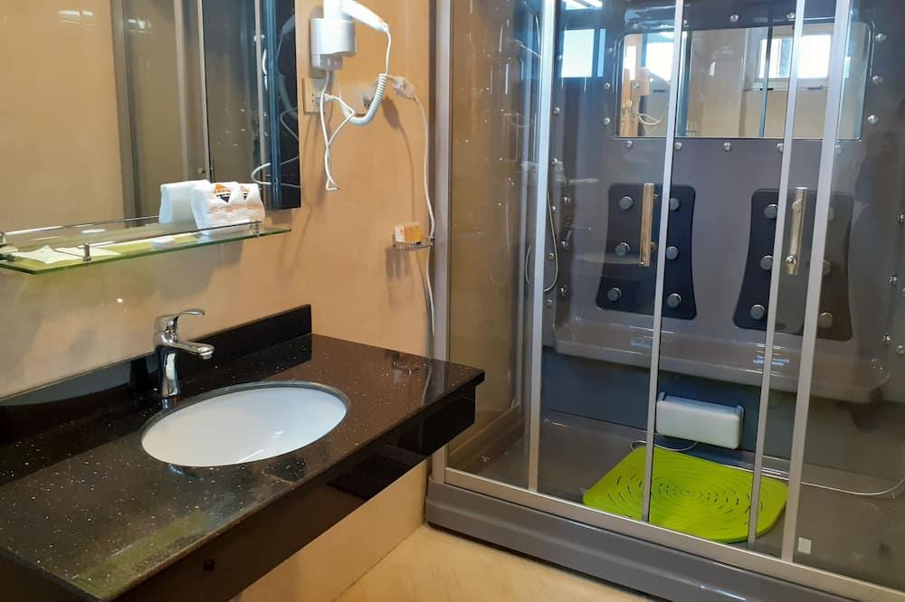 Studiové apartmá typu Executive - Koupelna
