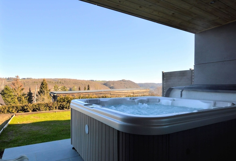 Luxurious Cottage in Awan With Sauna and Jacuzzi, Aywaille, Exterior