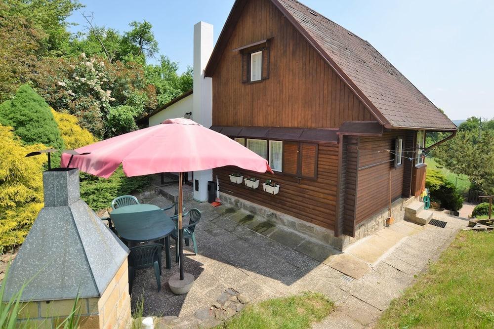 小木屋 - 露台