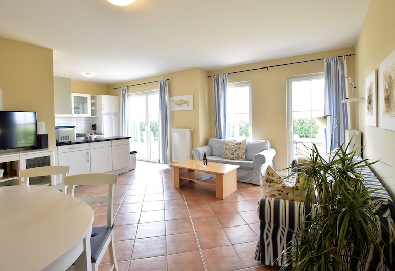 Attractive Home in Bastorf With Private Garden, Bastorf, House, Living Room