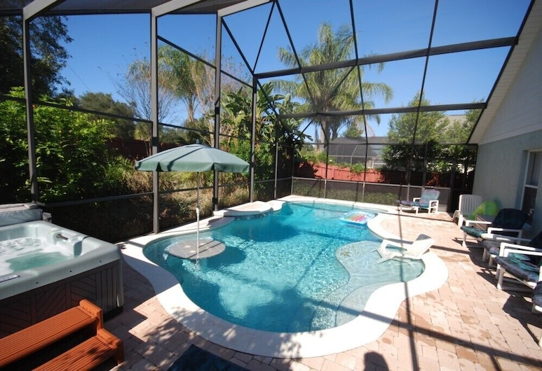 In Pool Dining!, Kissimmee, Casa (In Pool Dining!  ), Piscina