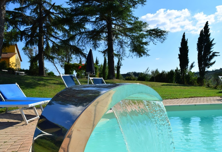 Holiday Home in Vinci With Swimming Pool,garden,bbq, Heating, Vinci