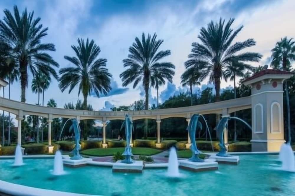 Domek (Disney Dream Home) - Bazén