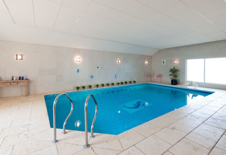 Rural Villa on a Large Estate in Rhenen With Pool & Sauna, 雷嫩, 泳池