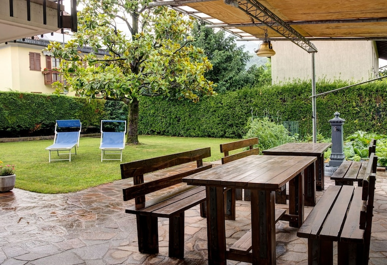 Apartment in Canale With Balcony, Garden, Garden Furniture, Pergine Valsugana, Balcony