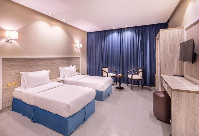 Mirada purple - Alqorayat, Jeddah, Studio, Guest Room