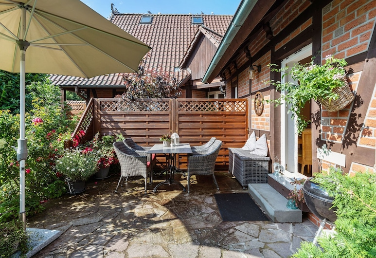 Picturesque Holiday Home in Kritzmow With Garden, Kritzmow, Balcony