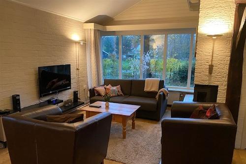 บ้านพักตากอากาศทันสมัยในฮากส์แบร์เกน