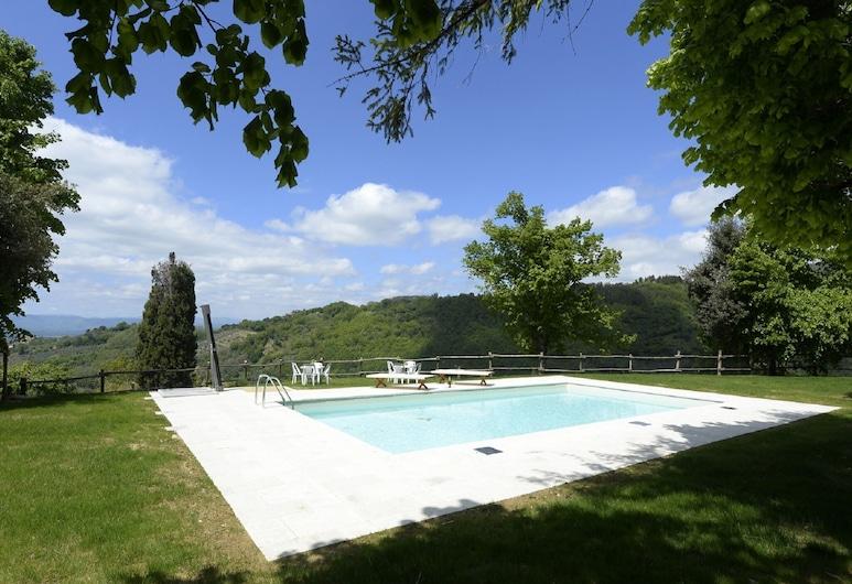 Beautiful Apartment With Garden, Patio, Pool, Barbecue, Borgo San Lorenzo, Pool