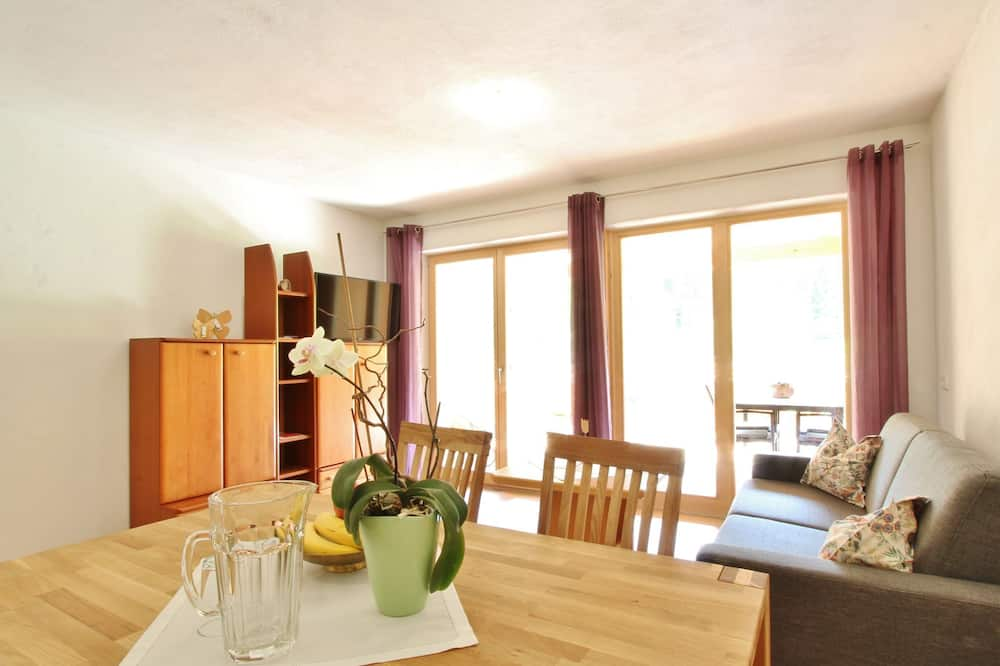 شقة - غرفة معيشة