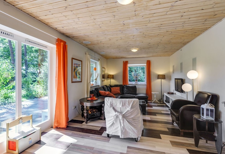 Alluring Holiday Home in Norg With Sauna, Terrace, Garden, Norg, Salon