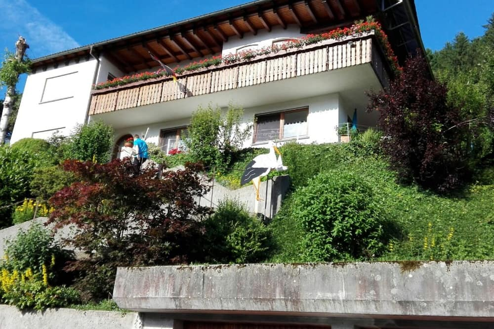 Lovely Apartment With Private Terrace, Heating and Barbecue