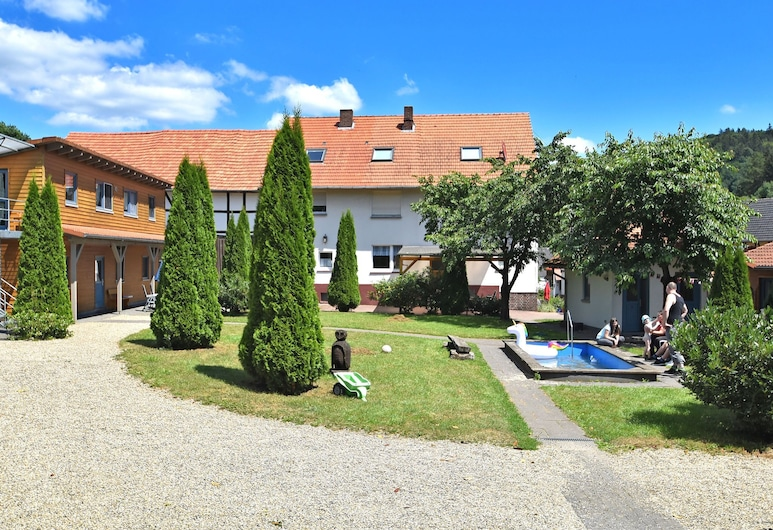 Holiday Farm Situated Next to the Kellerwald-edersee National Park With a Sunbathing Lawn, Bad Wildungen