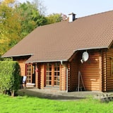 Vintage Chalet in Liebenscheid Near Ski Lift and City Centre