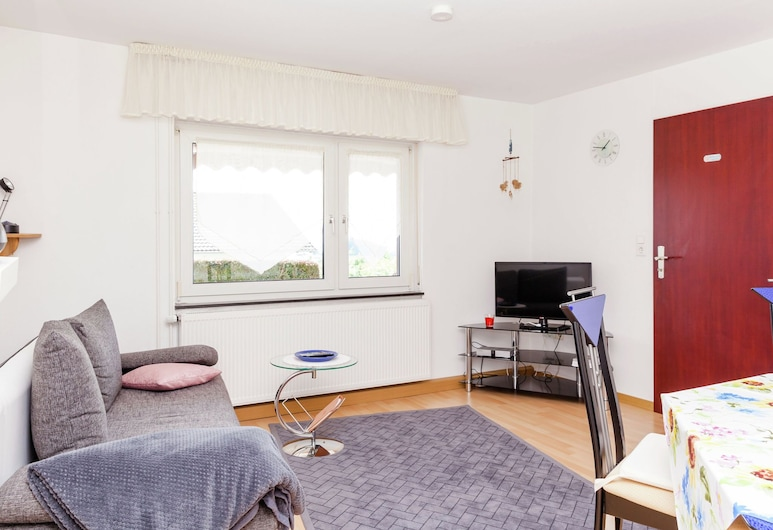Welcoming Apartment in Betzenrod Near Lake, Schotten, Διαμέρισμα, Καθιστικό