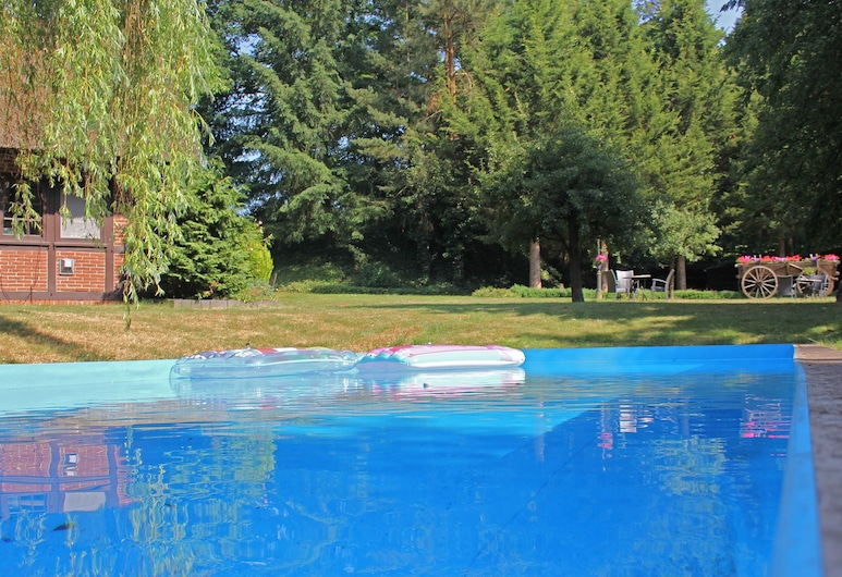 Apartment in Kirchdorf With Swimming Pool, Terrace, Garden, Kirchdorf, Pool