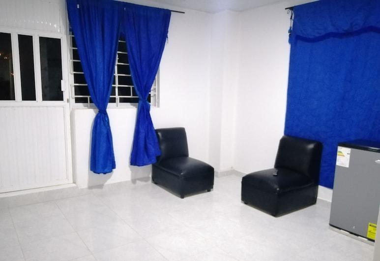Apartastudio JB, San Andrés, Apartamento básico, Zona de estar