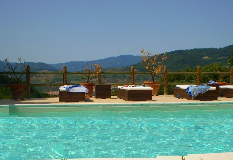 Charming Villa in Tuscany With Swimming Pool, Rignano sull'Arno, Piscina