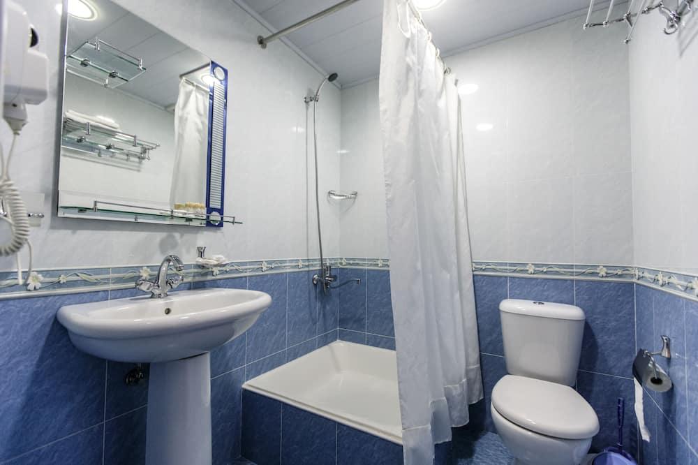 Standard - kahden hengen huone yhdelle - Kylpyhuone