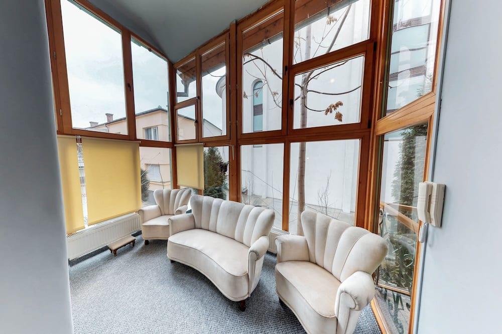Grand-Apartment, 2Schlafzimmer, Terrasse - Balkon