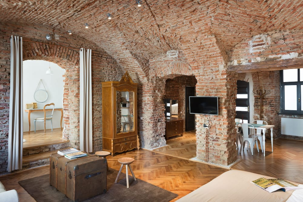 Exclusive-Apartment, 2Schlafzimmer (Provence) - Zimmer