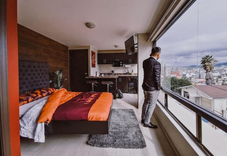 Hoteles CC, Tijuana, Pokoj Comfort s dvojlůžkem, Pokoj
