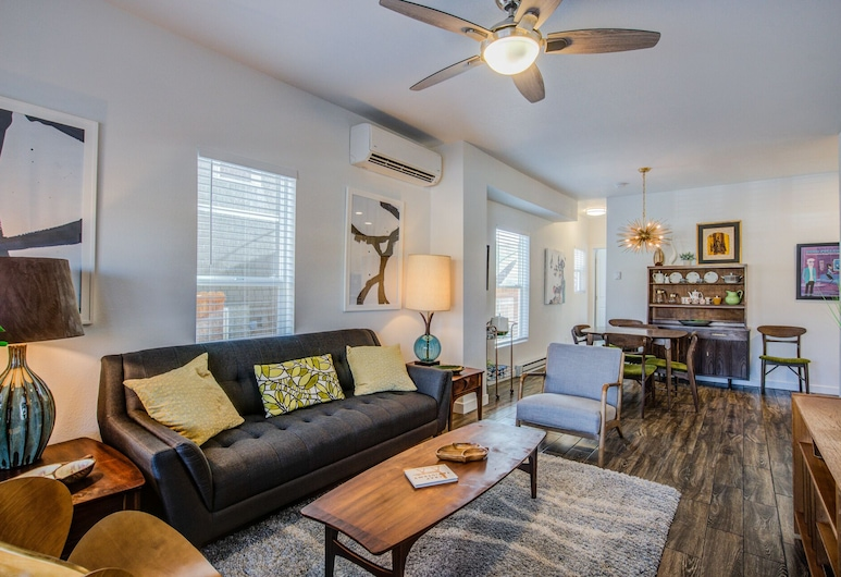 1brlovely Stylish Downtownclose To Everything, Colorado Springs