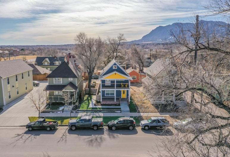 1brlovely Stylish Downtownclose To Everything, Colorado Springs, Ārpuse