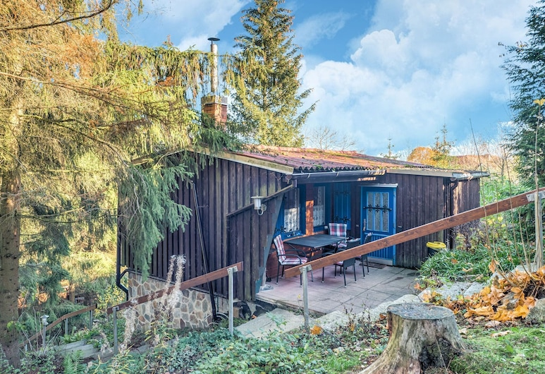 Comely Holiday Home in Güntersberge Near Forest, Harzgerode