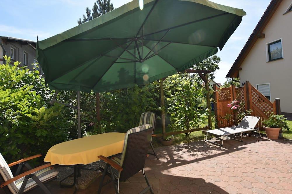 Dom - Balkón
