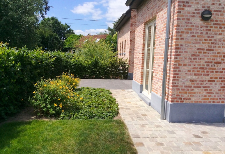 Soothing Holiday Home in Sint Amands With Recreation Room, Puurs-Sint-Amands, Zahrada