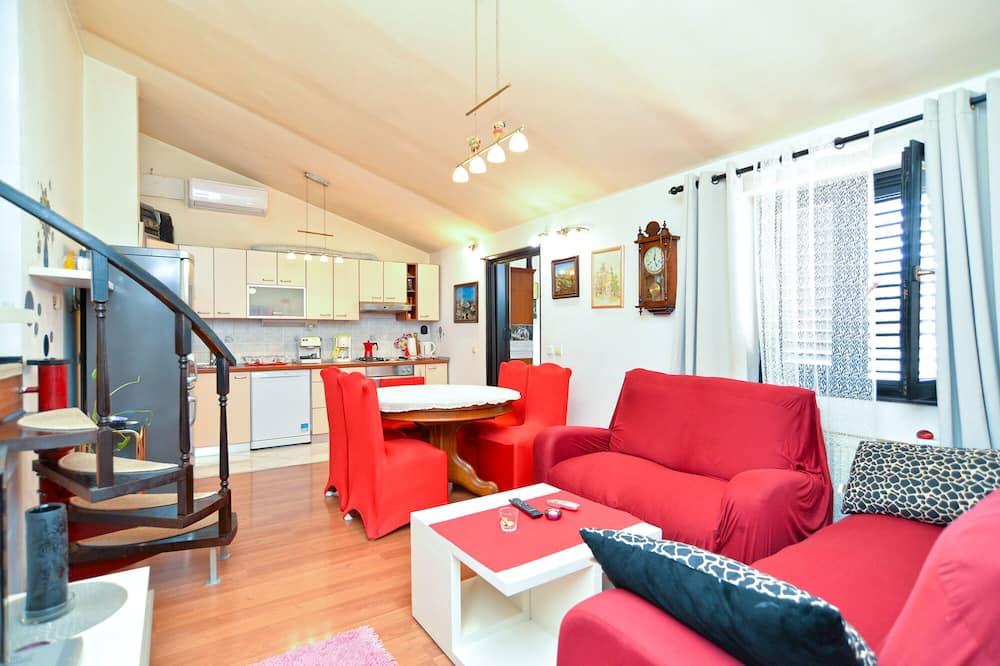 Standardni apartman, 3 spavaće sobe (21025) - Dnevni boravak