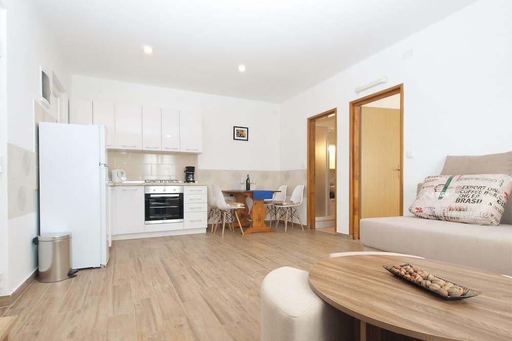 標準公寓, 1 間臥室 (21779) - 客廳