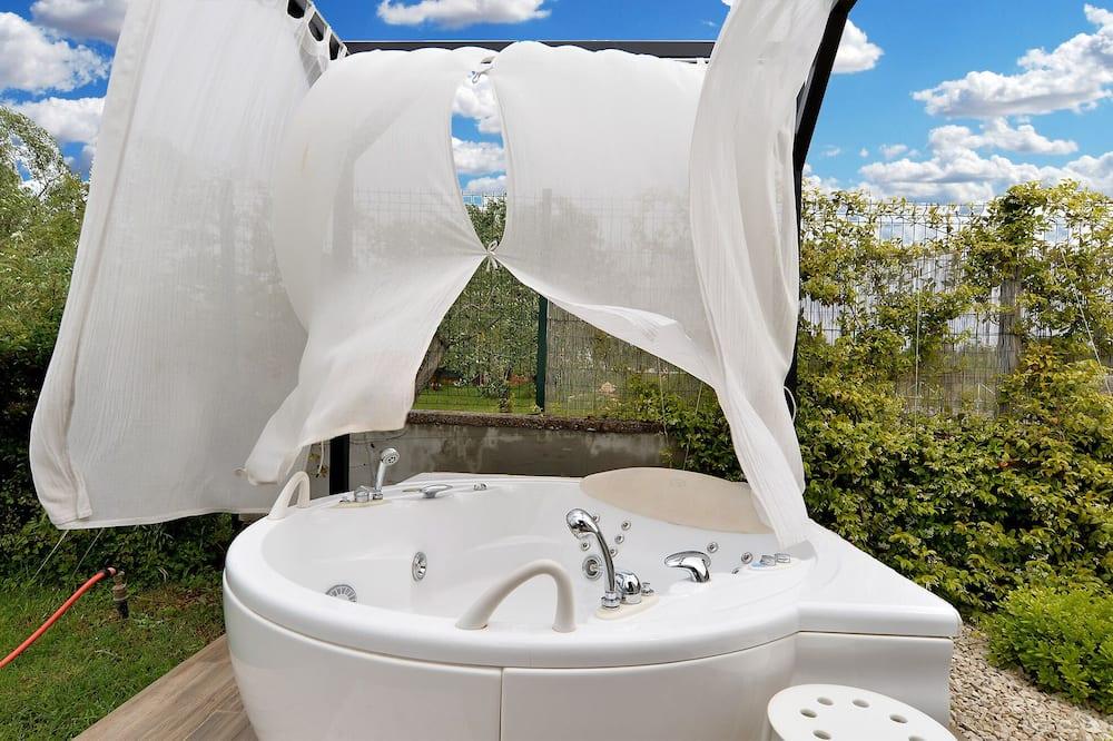スタンダード ハウス 1 ベッドルーム (23129) - 専用スパ用浴槽
