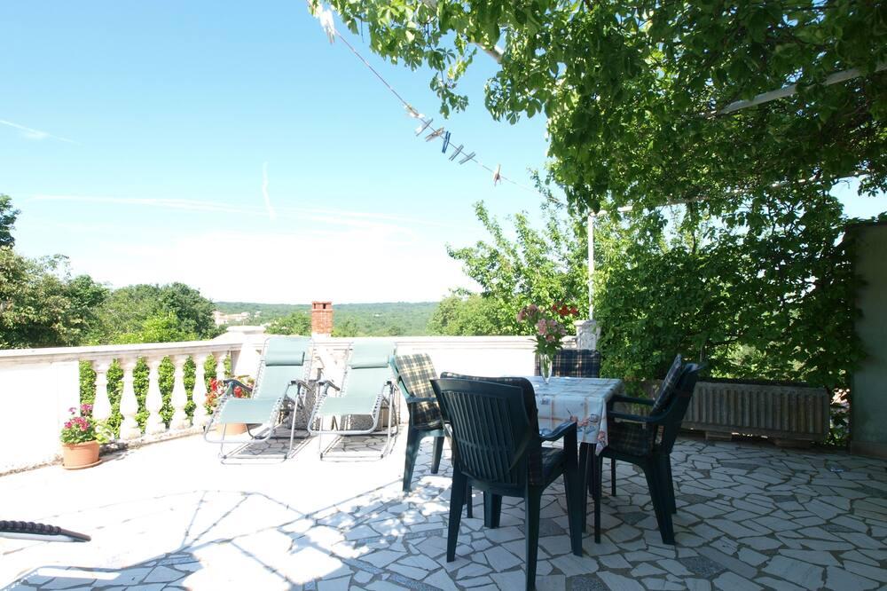 Apartament standardowy, 1 sypialnia (23230) - Taras/patio