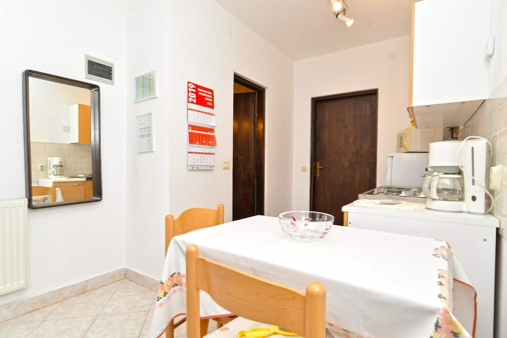 標準公寓, 1 間臥室 (23657) - 客房內用餐