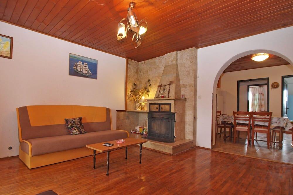 Standard apartman, 3 hálószobával (24893) - Nappali rész