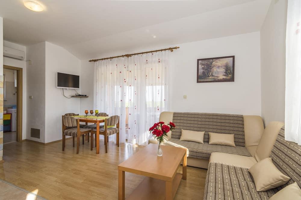 Apartament standardowy, 1 sypialnia (27393) - Powierzchnia mieszkalna